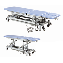 physical therapy chiropractic table massage treatment bed