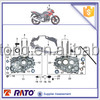 China top brand motorcycle name of engine parts