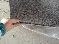 non slip PVC backing China foam mats