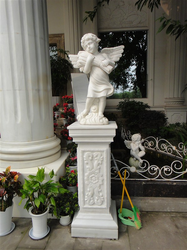 Indoor&outdoor natural marble statues