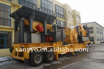 CE certificated Quarry stone crusher,construction equipment,mining equipment