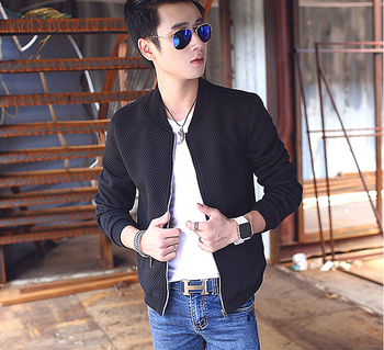 26Gentlemen's long sleeve BUTTON thickens maintains warmth jacket for WINTER season,fom Guangzhou
