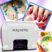 Digital nail art painting machine