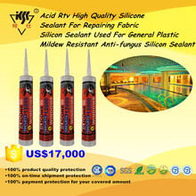 High Tensile Strength Suitable For Aquarium Silicone Gum One Component Non-flammable Silicone Gum Damp Proofing Solar Silicone