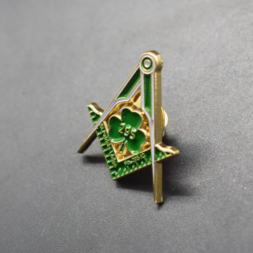Wholesale masonic custom Lapel Pin