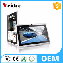 7 inch 1024*600 HD Screen android 4.4 zpad tablet pc