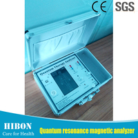 Portuguese Quantum Magnetic Resonance Health Analyzer