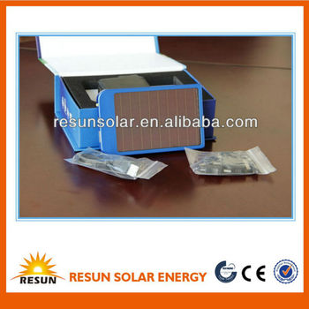 hot selling solar cell charger with best price