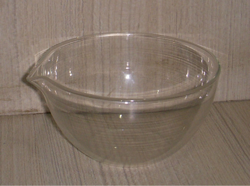 Lab Evaporating Bowl / Nesting Glass Mixing Bowls