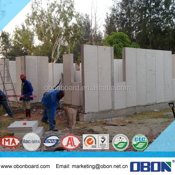 Obon Lightweight Exterior Wall Panel Building Materials