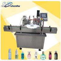 good price syrup filling and capping machine