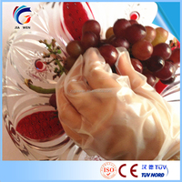 High density polyethylene disposable plastic glove,disposable PE gloves for Food grade