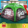 Inflatable party tent with custom logo printing