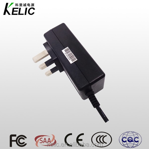 24v1.5a 36w Switching AC/DC Power Supply Adapter