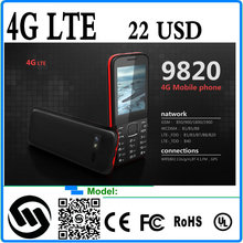 4G LTE FDD TDD Low cost Mobile Phones 2.4 inch OEM ODM Q3 2404 original brand quality
