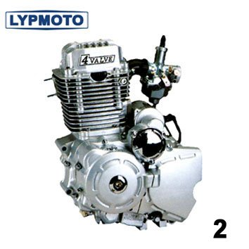 Motorcycle Engine 125cc