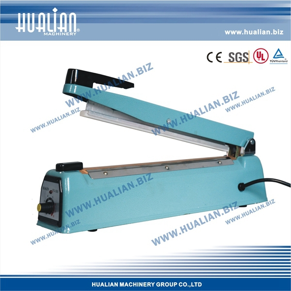 HUALIAN 2017 Impulse Plastic Film Heat Sealer