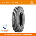 2015 best chinese brand truck tire/tyre TBR tire 10.00R20 with perfect performance