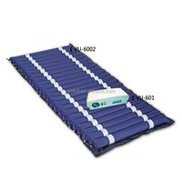 Alternating Pressure Dynamic Mattress Pad and Pump System for Pressure Sores and Ulcers
