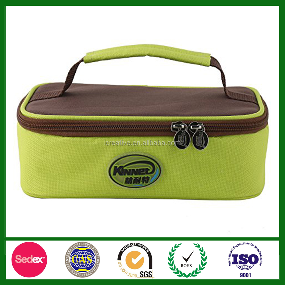Daily-use Lunch Bag for keeping warm and keeping cool, Lunch Cooler Bag SC1627