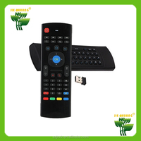 Smart home Automation system tv used air fly mouse 433mhz remote control