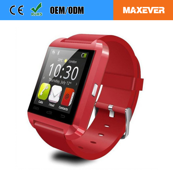 Ring Tones And Alarm Clock Function Dust Proof Smart Watch