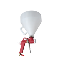 Professional Air Painting Feed Auto Pneumatic Tools Paint Air Spray Gun