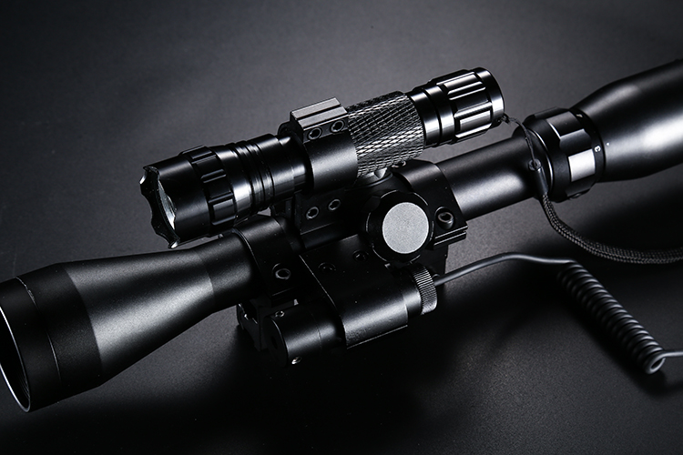 Approved manufacturer suspended lifting eye mask 3-9X40 Laser Rifle scope