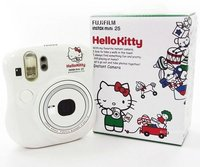 Fuji film Instax mini Camera instant Polaroid mini 25s Hello kitty Limited edition