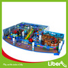 New children soft play structures indoor playground maze happy time indoor playground for sale