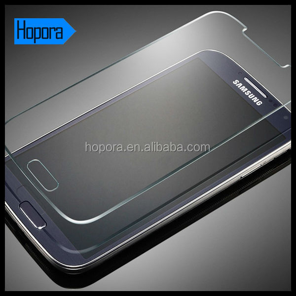 Ultra-thin Tempered Glass Cover Guard Film Screen Protector for Samsung Galaxy S4 i9500 Mini Mobile Phone