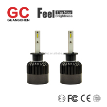 H1 led bulb flip chip high power H4 ,H7 ,H1, H3,H11,880,881,9005,9006,hb3,hb4,5202,h10,,h8,h9,30W 4000LM led headlight
