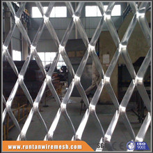 Trade Assurance decorative aluminum expanded metal mesh panels