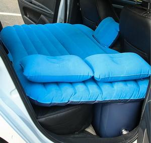 Car Back Seat Cover Air Mattress Travel Bed Inflatable Mattress Air Bed Good Quality Inflatable Car Bed