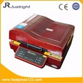 buy 3d heat press machine combo red color