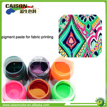 new products Eco friendly pigment dispersion for sublimation fabric tinting