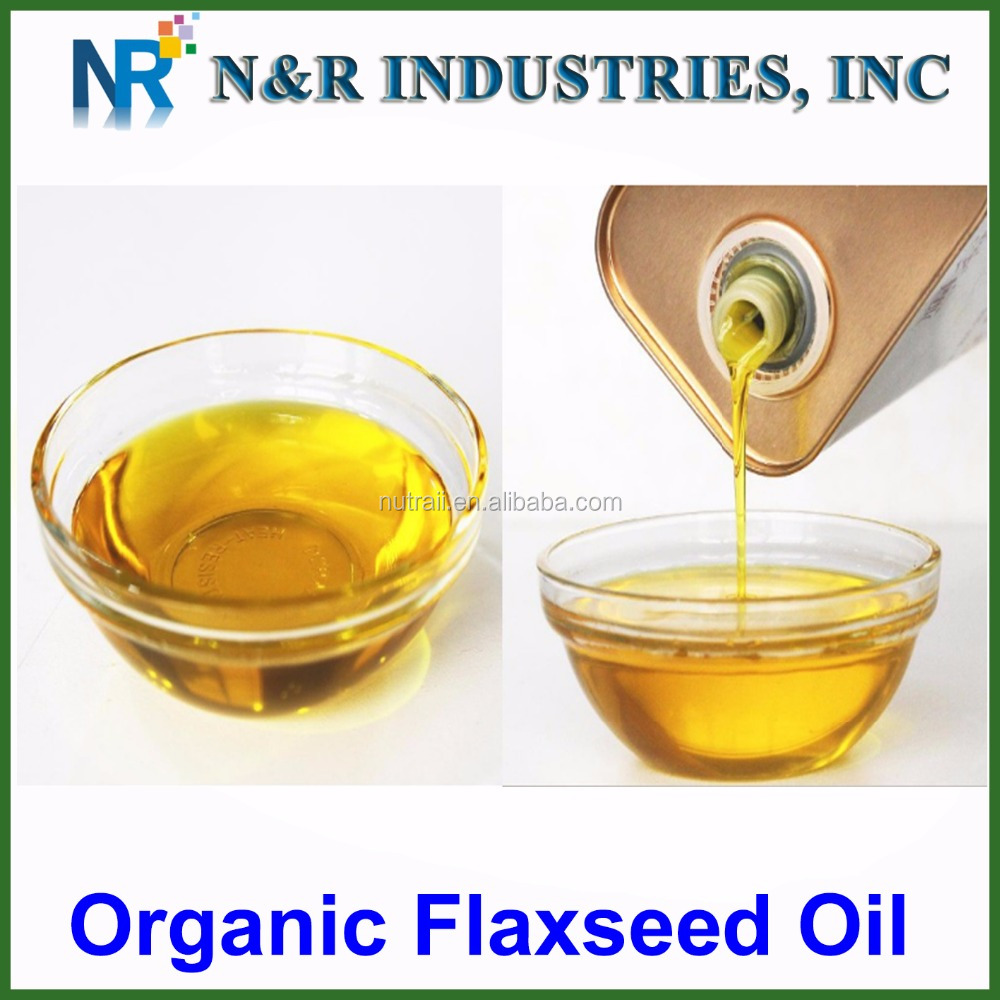 Factory supply bulk flax seed oil extract/pure flax seed oil/flax seed oil