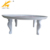 folding melamine picnic table portable saving space dinner table
