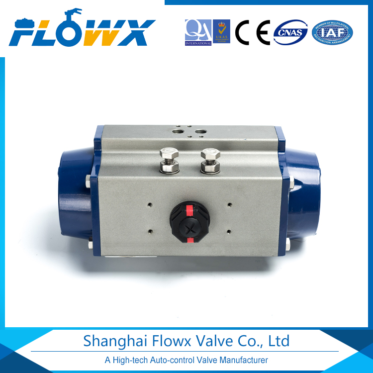 High Quality Pneumatic Valve Actuator Hot Sale With CE Standard