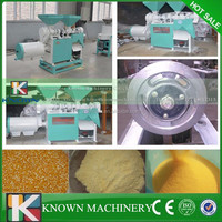 Commercial use automatic corn grits machine/corn mill machine/maize milling machine