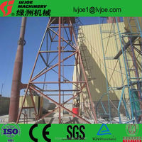 Grinding mill gypsum powder making machine/production line