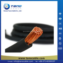 China supplier electrical cable and wire Ecuador UAE 500 mcm electrical flexible cable wire Welding cable factory