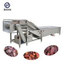 Industrial Bubble Fruit And Vegetable Washer/Washing/cleaning machine