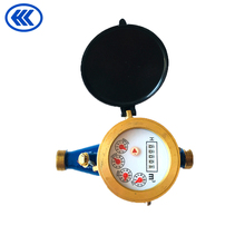 cheap domestic types of water counter meters