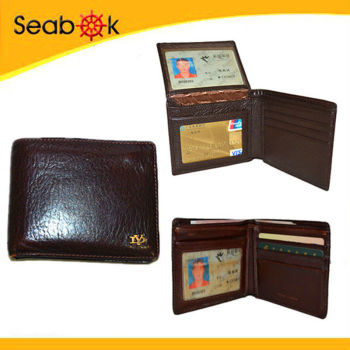 New Arrival Eco-friendly Material Leather wallet men wallet wholesale