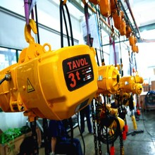 CHINA Electri Chain Hoist/ Hoist Trolley widely use in construction