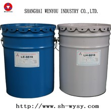 Shanghai Factory low price Liquid Epoxy resin and AB glue epoxy resins for medium-high voltage transformer and insulations