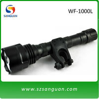 SG-1000L Cree T6 High Quality Diode Bright 10w Cree LED Flashlight