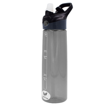 Promotional Tritan Transparent Water Bottle With Straw 700ml Water Bottle