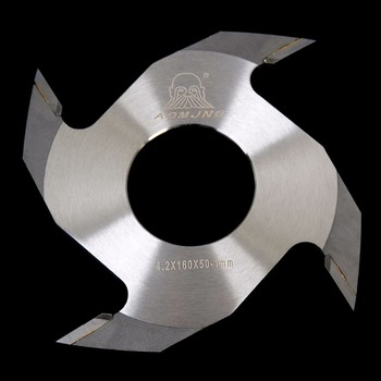 tungsten carbide tipped finger joint blade